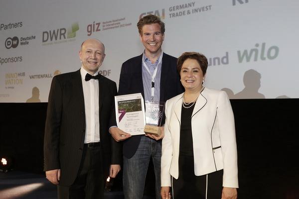 Award – Startup Energy Transition