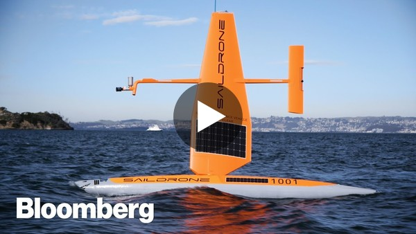 The Robots Roaming the High Seas - YouTube
