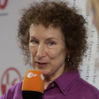 How Margaret Atwood tries to prevent dystopian futures by writing about them
