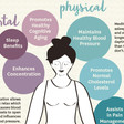 Infographic Guide to Benefits of Meditation. Plus, Tips on How to Craft Your Own Meditation Routine. - Yoga Journal