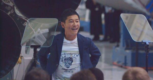 SpaceX will send Japanese billionaire Yusaku Maezawa to the Moon - The Verge