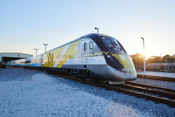 New Owner on Board for Southern California-to-Las Vegas Rail Project  - NBC Southern California