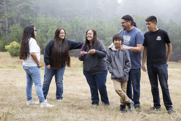 How this tribe got their coastal California lands returned - Positive News - Positive News