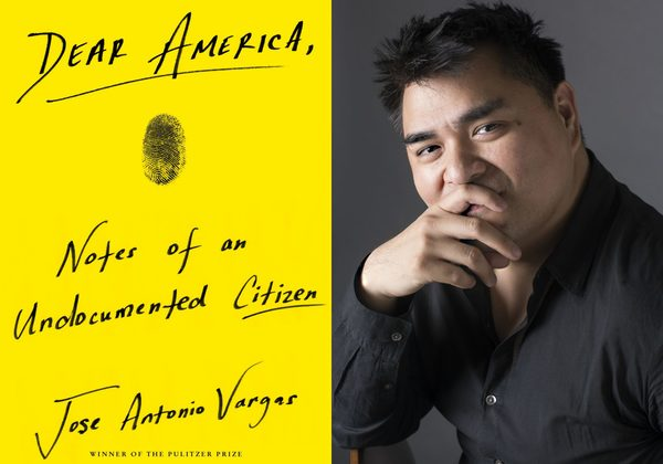 Journalist Jose Antonio Vargas Details the Undocumented Experience