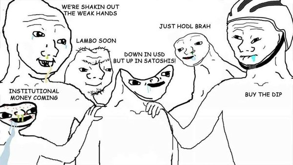 Crypto in 2018