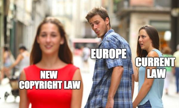 (Publico este meme antes de que sea -todavía más- ilegal utilizarlo)
