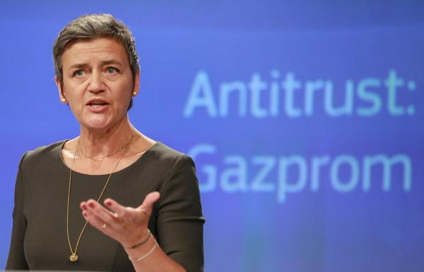 Commissaris Vestager legt geen boete op