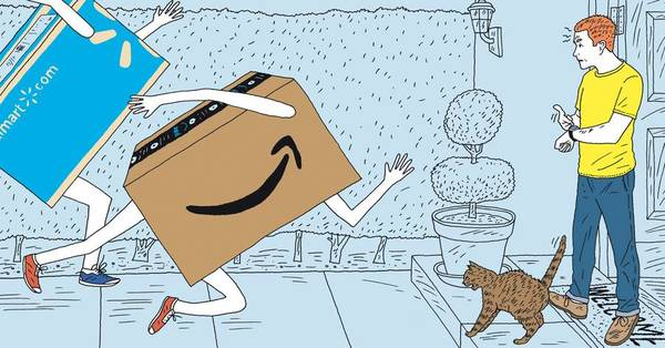 The Prime Effect: How Amazon's Two-Day Shipping Is Disrupting Retail - WSJ