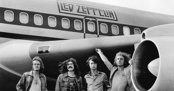 Are Led Zeppelin launching a concert streaming service?