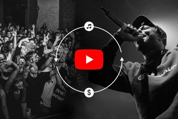 Wat YouTube kan doen voor artiesten