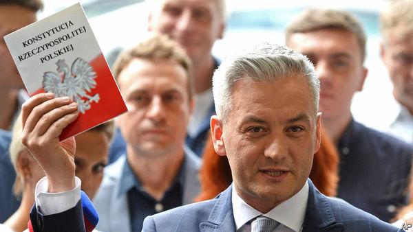 Dieser Bürgermeister will Polens Politik progressiv machen