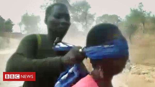 Cameroon atrocity: Finding the soldiers who killed this woman