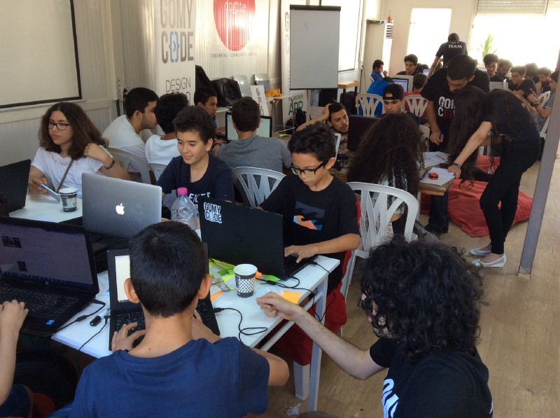 Are these the future entrepreneurs in the Middle East?