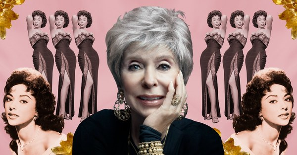 Glamour: Rita Moreno's been breaking the mold for longer than you know