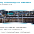 Real assets – why a combined approach makes sense