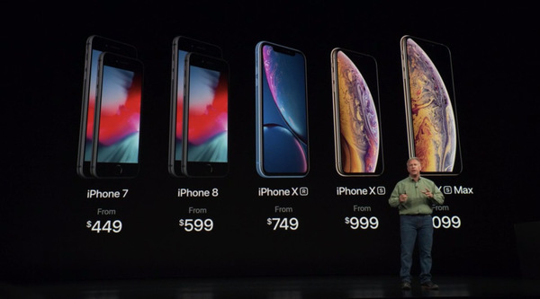 Estimate says the $1,249 iPhone XS Max only costs Apple $443 to make – BGR
