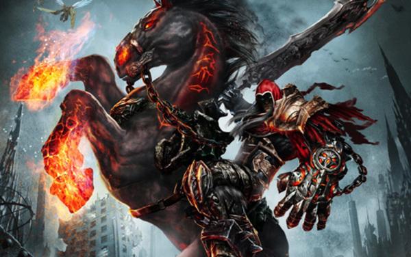 Death uit Darksiders II.
