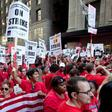 Labor unions are on the rise for people under age 35