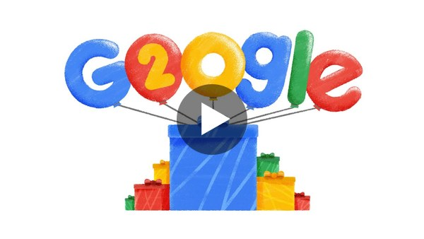 Google's 20th Birthday - YouTube