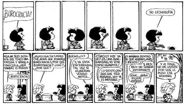 (Mafalda, obra de Quino - https://es.wikipedia.org/wiki/Quino)
