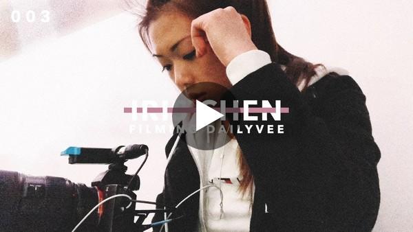 Iris - Filming DailyVee - YouTube