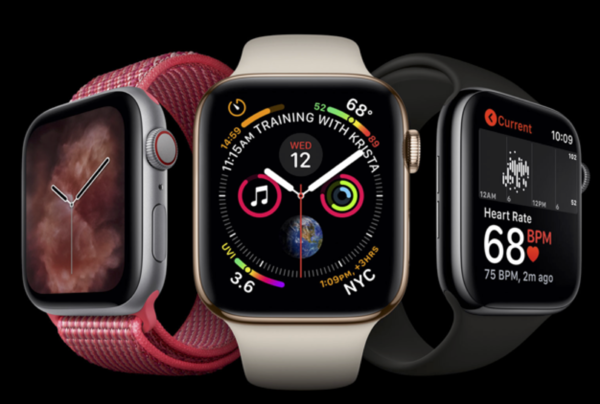 The Apple Watch – Tipping Point Time forHealthcare