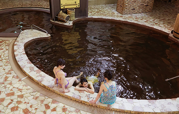 You Can Bathe In Coffee At This Japanese Spa