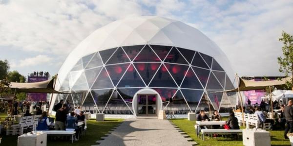 Multi-inzetbaar voor elk evenement: domes - EventGoodies