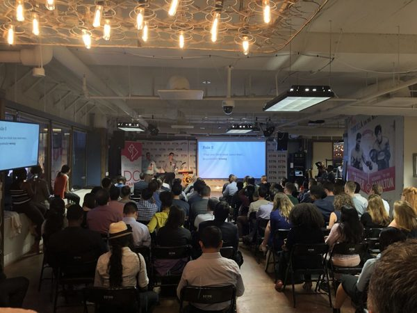 These brave tech founders shared their stories of failure at FuckUp Nights DC - Technical.ly DC