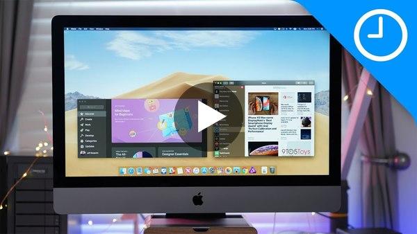 🇬🇧 Vše nové v macOS Mojave