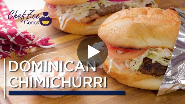 "This How-To is Part 3 of her ""Dominican Street Food"" Series"