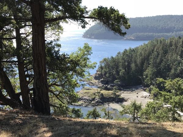 Fiddler's Cove, Saturna Island B.C.