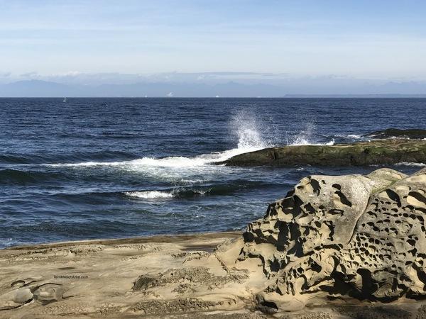 Georgina Point, Mayne Island B.C.