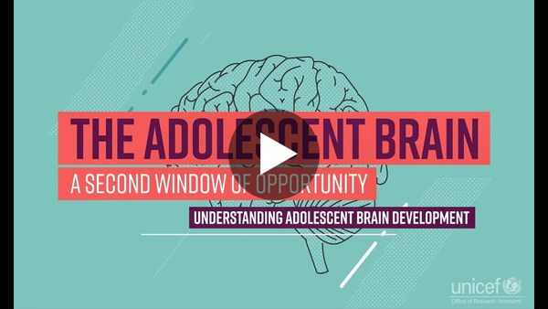 The Adolescent Brain: A second window of opportunity - YouTube