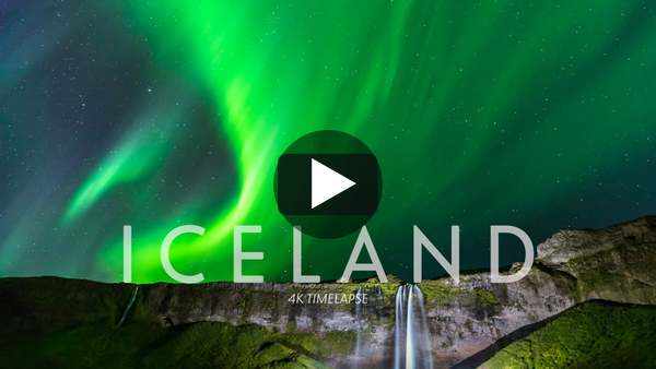 Iceland: Northern Lights | 4K Timelapse on Vimeo