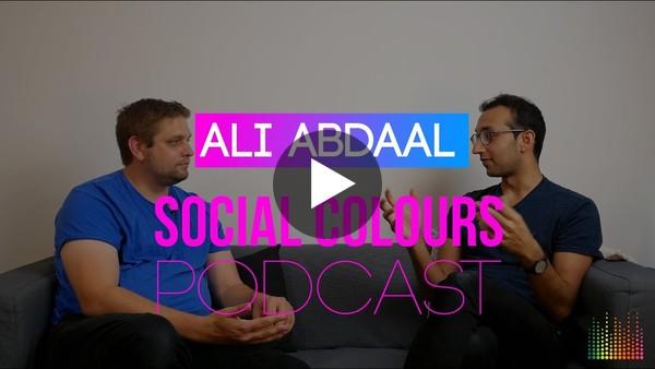 Ali Abdaal // Journey of a Creator // Ep.002 - YouTube