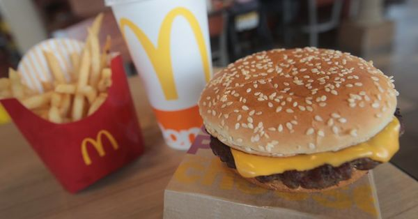 McDonald's Removes Fake Ingredients From Burgers