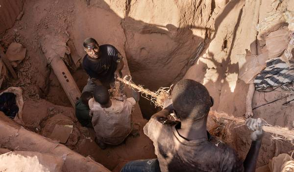Cobalt, Child Labor, and Your Phone Battery