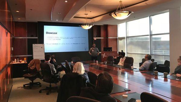 How Websites Learn | Meetup