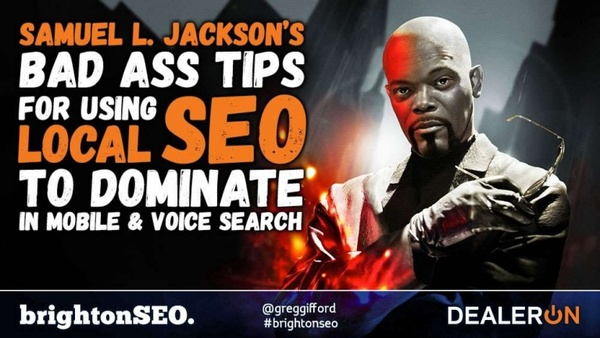 SMJ's Bad Ass Tips for Using Local SEO to Dominate in Mobile and Voic…