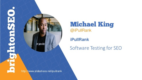 Software Testing for SEO