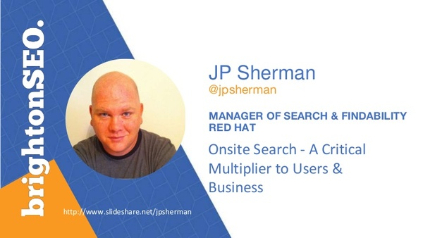Delivering Better Onsite Search Results - Brighton SEO Sep 2018