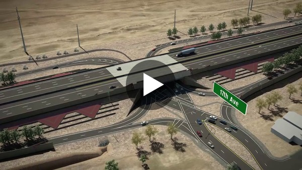 Arizona DOT LOOP 202 South Mountain Freeway project