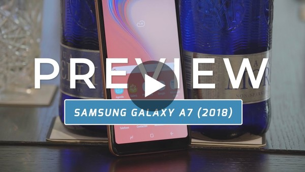 Samsung Galaxy A7 2018 preview (Dutch) - YouTube