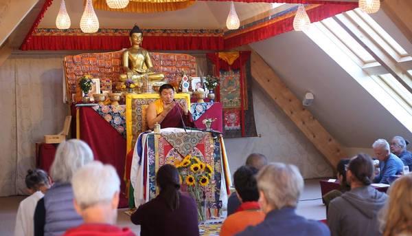 Ground, Path & Fruition Retreat with Phakchok Rinpoche