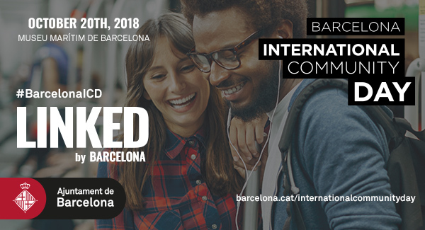 The Barcelona International Community Day is back on Saturday 20th October