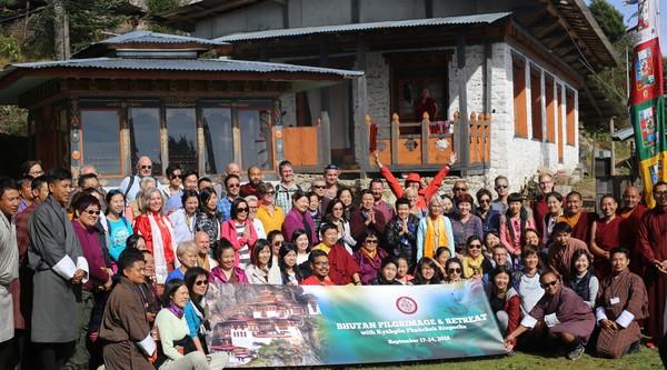 Bhutan Pilgrimage & Retreat with Phakchok Rinpoche