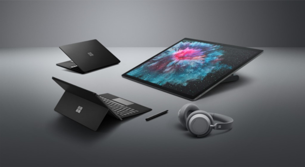 Microsoft now has the best device lineup in the industry