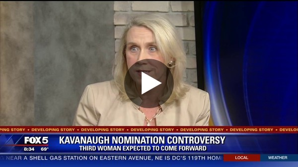 Memory, Anxiety, and the Kavanaugh Nomination Controversy