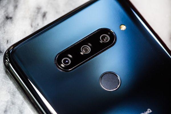 Met vijf camera's gewapende LG V40 ThinQ aangekondigd